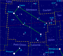 Gemini constellation map-fr.png