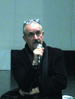 Jean-Jacques Beineix en novembre 2006 lors du « 26ème Festival international du film d'Amiens ».