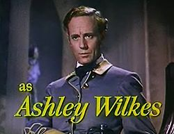 Leslie Howard as Ashley Wilkes in Gone With the Wind trailer.jpg