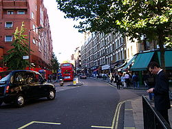 Charing Cross Road.