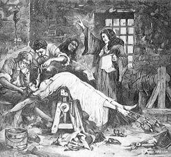 Torture de la Brinvilliers