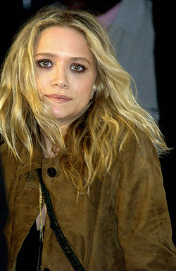 Mary-Kate Olsen lors du Festival du film de Tribeca en avril 2009
