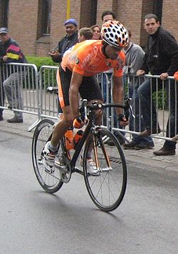 Ruben Perez Tour de France 2007 stage 2 escape.jpg