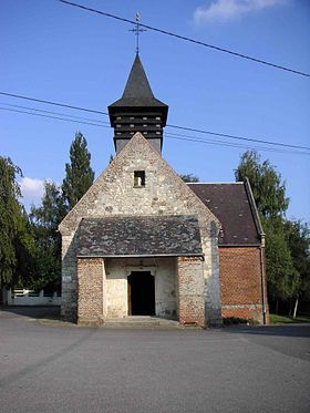 Église d'Audigny