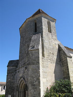 L'église de Saint-Brice