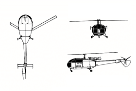 Image illustrative de l'article Alouette III
