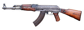 Image illustrative de l'article AK-47