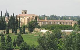 Image illustrative de l'article Abbaye de Boulaur