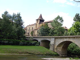 Image illustrative de l'article Abbaye de Saint-Sever-de-Rustan