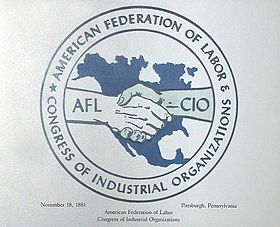 Image illustrative de l'article American Federation of Labour - Congress of Industrials Organisations