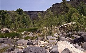 Image illustrative de l'article Agua Fria National Monument