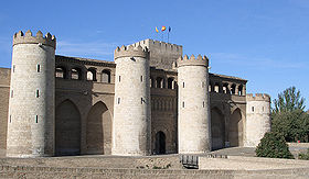 Image illustrative de l'article Palais de l'Aljaferia