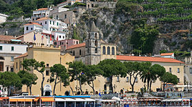 Image illustrative de l'article Amalfi (Italie)