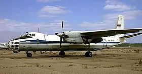 Image illustrative de l'article Antonov An-30