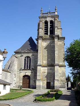 Église à Attainville