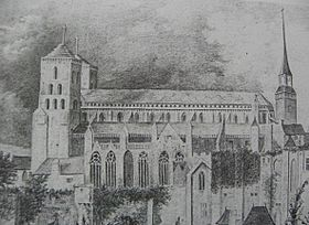 Image illustrative de l'article Cathédrale Saint-André d'Avranches