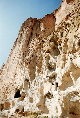 Image illustrative de l'article Bandelier National Monument
