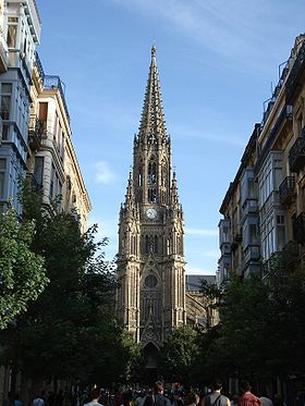 Image illustrative de l'article Cathédrale du Bon Pasteur de Saint-Sébastien
