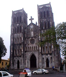 Image illustrative de l'article Cathédrale Saint-Joseph de Hanoï