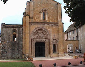 Image illustrative de l'article Abbaye de Charlieu