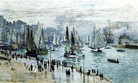 Image illustrative de l'article Bateaux quittant le port