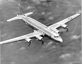 Image illustrative de l'article Douglas DC-4