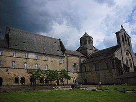 Image illustrative de l'article Abbaye d'Aubazine