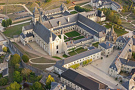 Image illustrative de l'article Abbaye de Fontevraud