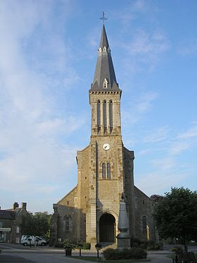 L'église Saint-Vigor