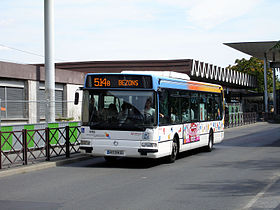 Image illustrative de l'article Autobus d'Île-de-France