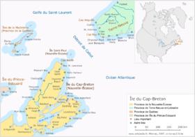 Île du CapBreton  Wikipédia