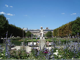 Image illustrative de l'article Jardin du Palais-Royal