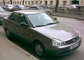 How about a Lada Priora? Quote. Ummm I don't think the president