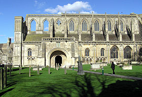 Image illustrative de l'article Abbaye de Malmesbury