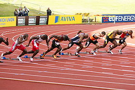 Mens 100m finals British Champs and Olympic Trials.jpg