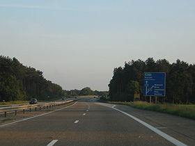 Image illustrative de l'article Autoroute belge A24