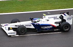 Image illustrative de l'article BMW Sauber F1.09