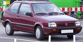 Nissan Micra 1st series darkred vr.jpg