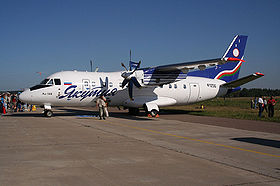 Image illustrative de l'article Antonov An-140