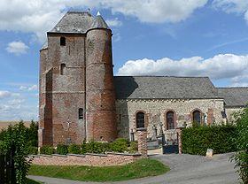 Église fortifiée de Prisces