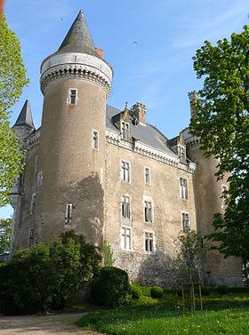 Le château des Maîtres-Sonneurs.