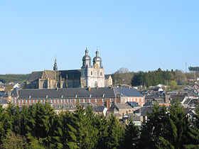 Image illustrative de l'article Abbaye de Saint-Hubert