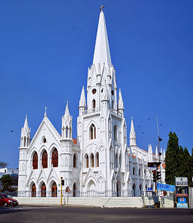Image illustrative de l'article Basilique Saint-Thomas à Chennai