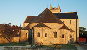 Image illustrative de l'article Abbaye de Saint-Gildas de Rhuys