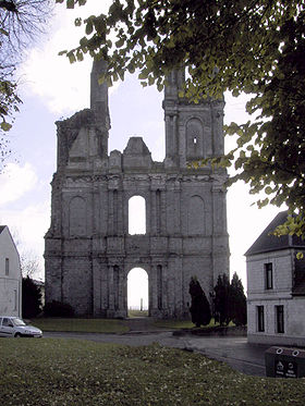 Image illustrative de l'article Abbaye du mont Saint-Éloi