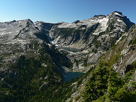 Image illustrative de l'article Parc national des North Cascades