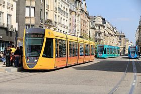 Image illustrative de l'article Tramway de Reims