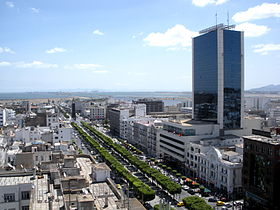 Image illustrative de l'article Avenue Habib Bourguiba