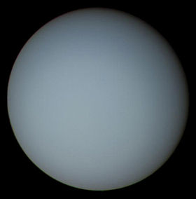 Image illustrative de l'article Atmosphère d'Uranus