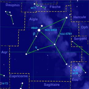 Aquila constellation map-fr.png